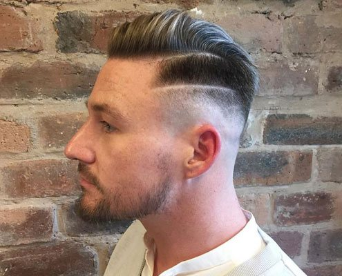 Brother Mens Stylist Barbers Glasgow West End City Centre