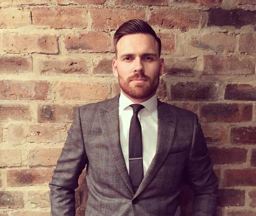 Skilled Mens Barbers in Glasgow , One of our best hair and beard combos